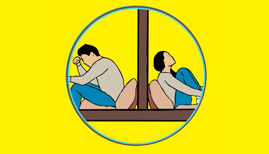 طلاق و احساس طرد شدگی
