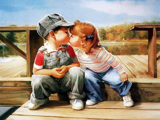 تصویر از عشق در یک نگاه