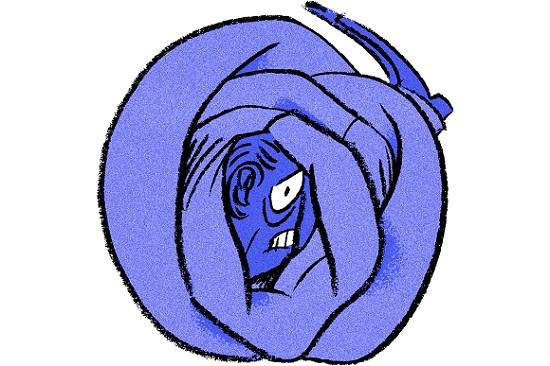 درمان اضطراب- تصویر ۱- سایت تخصصی روانشناسی دکتر کامیار سنایی