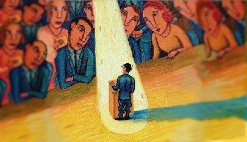 اضطراب اجتماعی (هراس اجتماعی)