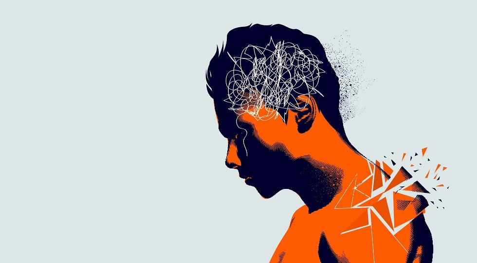 تصویر از ارتباط اضطراب و افسردگی