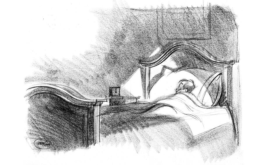 رابطه خواب و افسردگی
