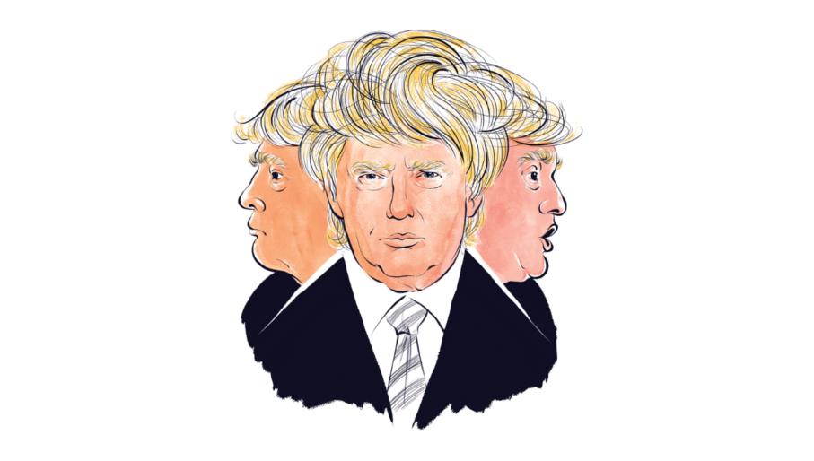 روانکاوی دونالد ترامپ
