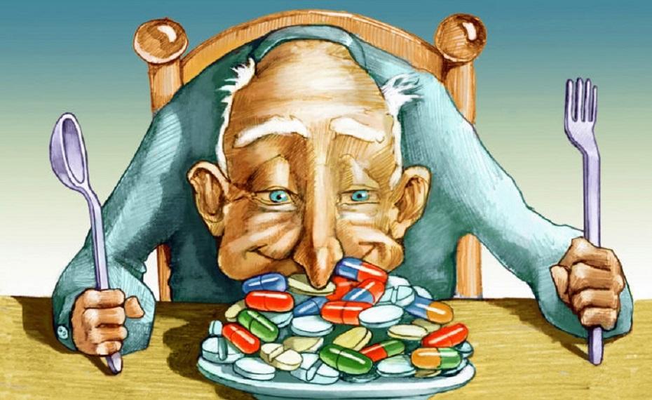 تصویر از عوارض جانبی مصرف داروهای ضد افسردگی