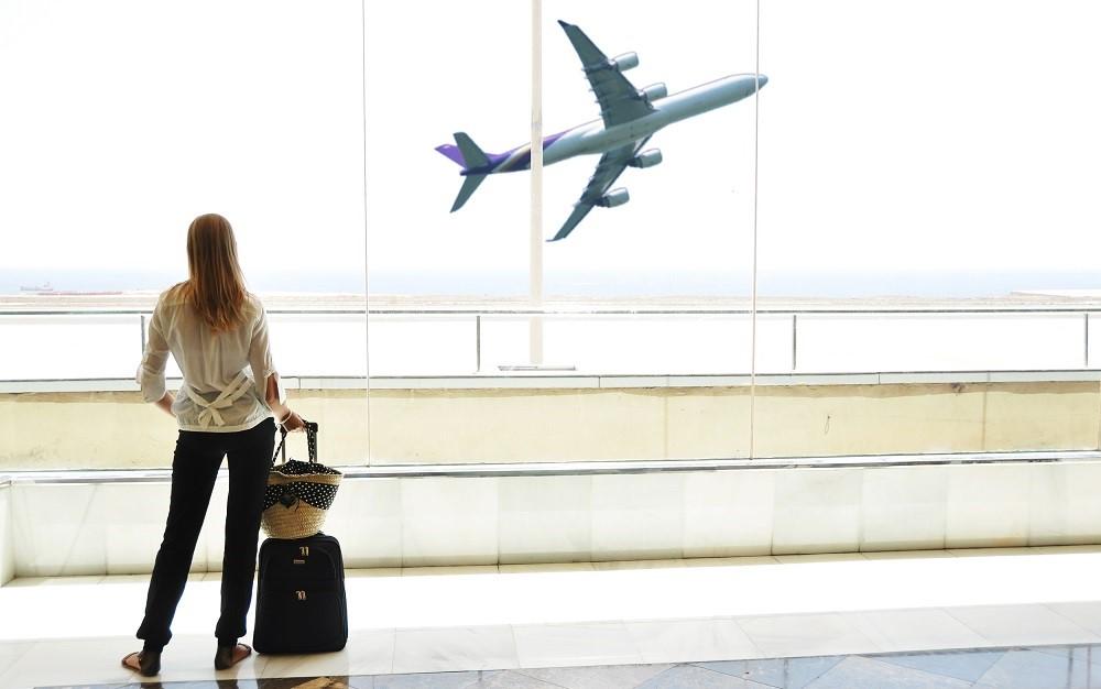 درمان ترس از پرواز