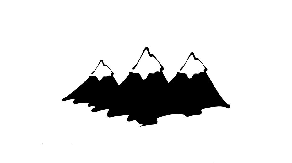 تصویر از آزمایش سه کوه