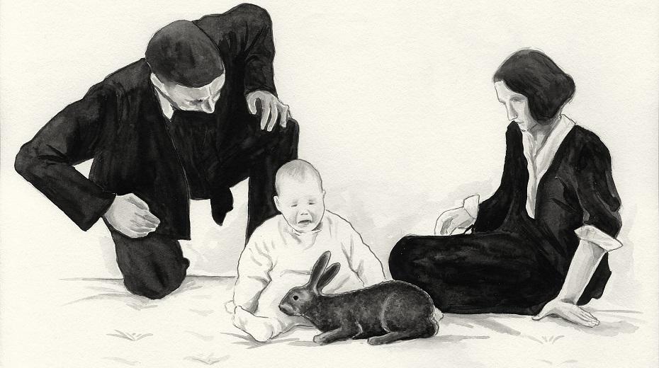 تصویر از آزمایش آلبرت کوچولو