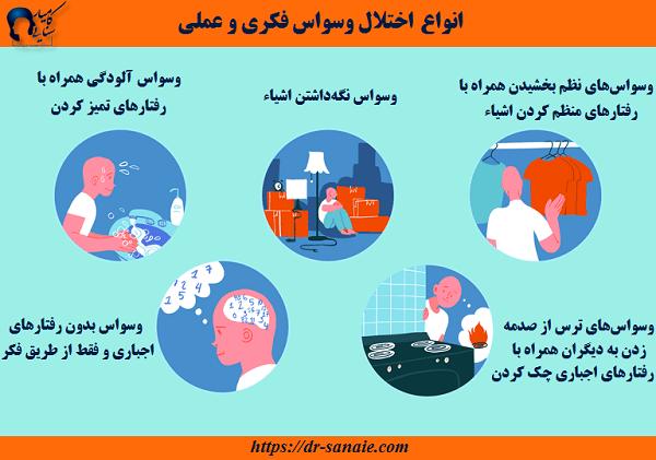درمان وسواس- سایت روانشناسی دکتر کامیار سنایی