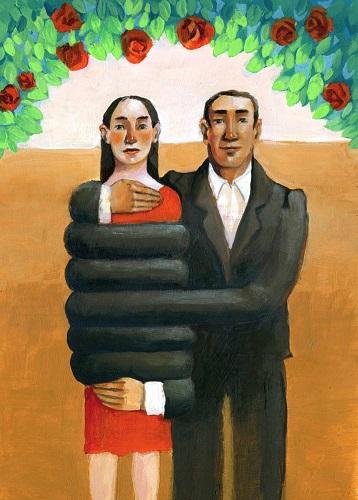 عشق وسواسی- تصویر ۱- سایت تخصصی روانشناسی دکتر کامیار سنایی