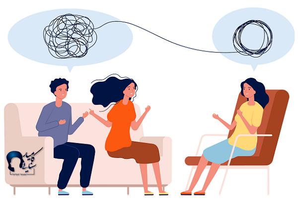 مشاوره ازدواج- دکتر کامیار سنایی روانشناس
