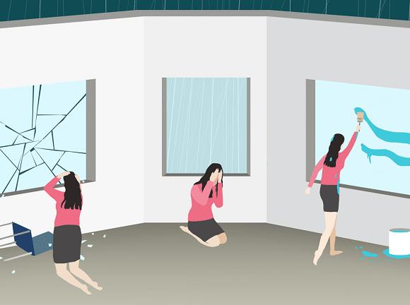 اختلال دوقطبی- تصویر ۲- سایت تخصصی روانشناسی دکتر کامیار سنایی