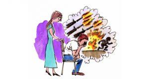 درمان اختلال استرس پس از سانحه- سایت روانشناسی دکتر کامیار سنایی