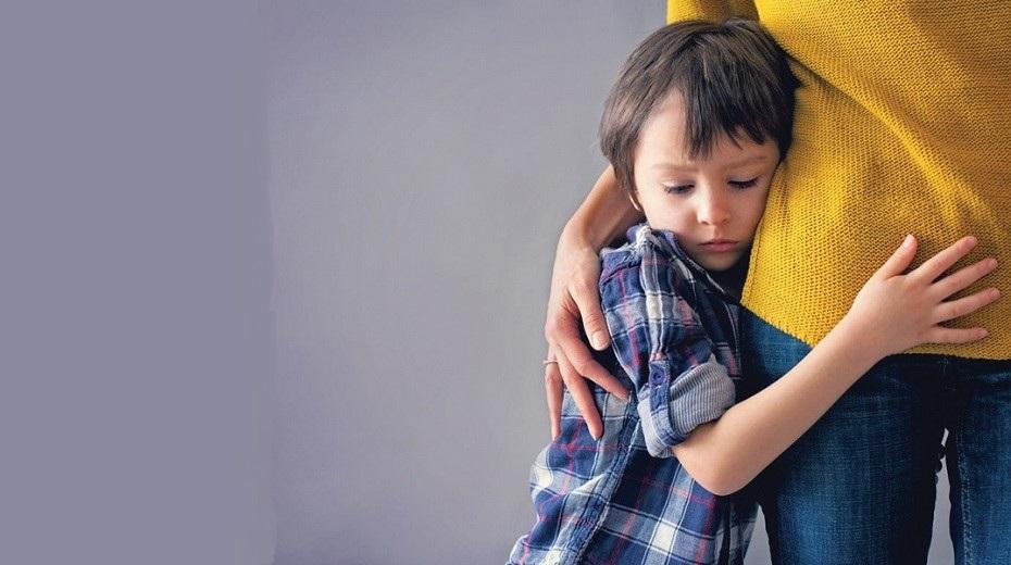 تصویر از اضطراب جدایی در کودکان