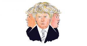 Psychoanalysis of Donald Trump- Dr kamyar sanaie