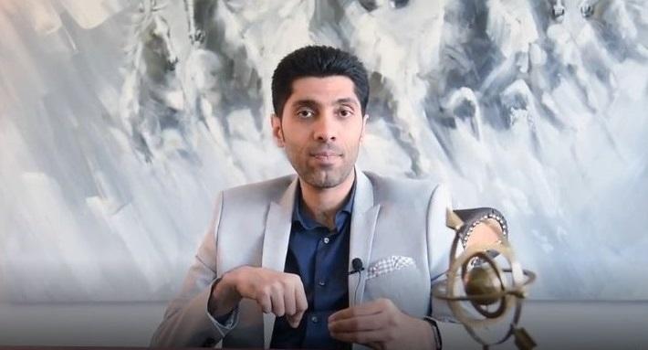 دکتر امین حسینی- روانکاو