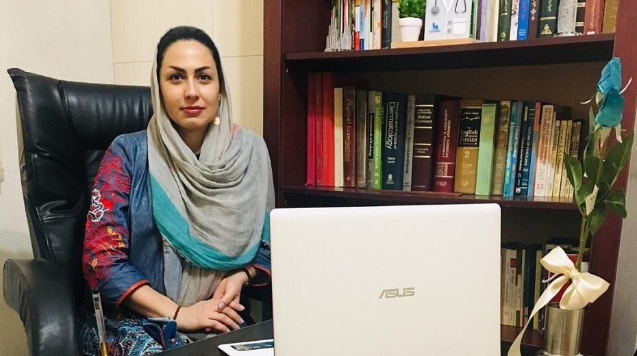تصویر از دکتر دینا عبداللهی