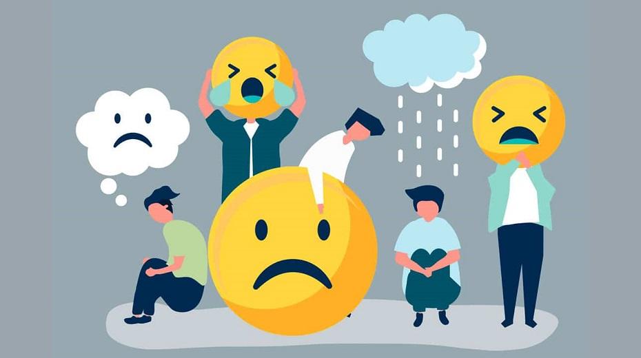 تصویر از نقش احساسات منفی در زندگی