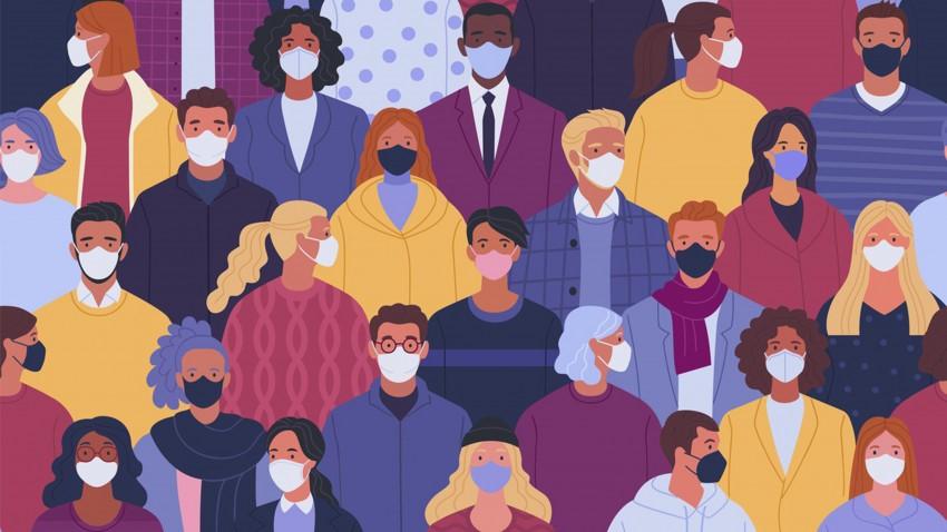 تصویر از از منظر روانشناسی دلایل استفاده از ماسک یا اجتناب افراد چیست؟