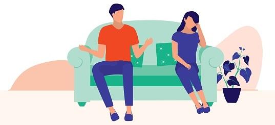 افسردگی بعد از ازدواج- تصویر ۲- سایت تخصصی روانشناسی دکتر کامیار سنایی