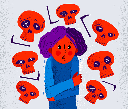ترس از مرگ- سایت روانشناسی دکتر کامیار سنایی