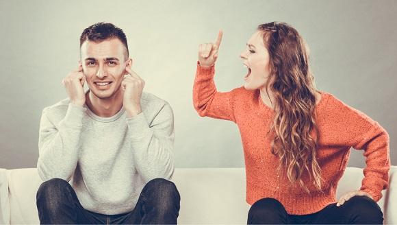 دعوای زن و شوهر- تصویر ۲- سایت تخصصی روانشناسی دکتر کامیار سنایی