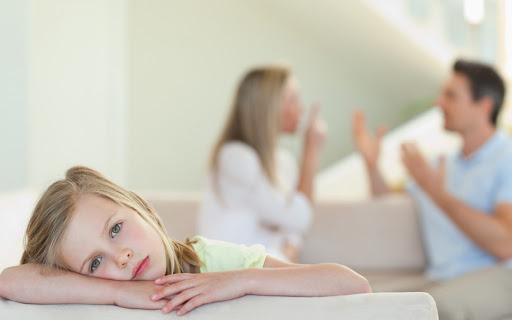 طلاق والدین- تصویر ۲- سایت تخصصی روانشناسی دکتر کامیار سنایی
