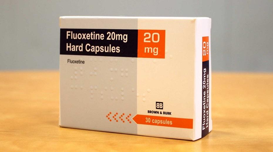 تصویر از قرص فلوکستین (prozac)