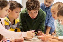 تصویر از آموزش کار گروهی به کودکان
