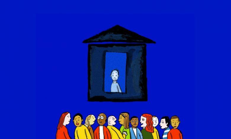 تله انزوای اجتماعی- سایت تخصصی روانشناسی دکتر کامیار سنایی