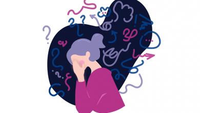 تصویر از درمان خانگی اضطراب