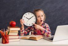تصویر از آموزش مدیریت زمان به کودکان