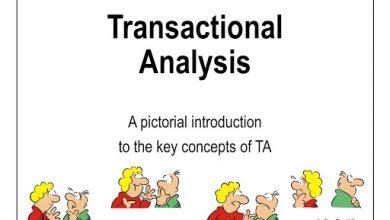 تصویر از کتاب تحلیل رفتار متقابل