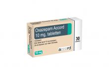 تصویر از اگزازپام Oxazepam