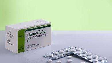 تصویر از لیتیوم کربنات Lithium carbonate