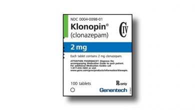 تصویر از کلونازپام خوراکی Clonazepam