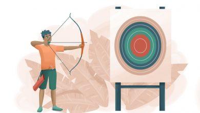 تصویر از تعیین هدف در زندگی