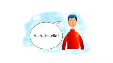 تصویر از اطلاعات و حقایقی درباره لکنت زبان