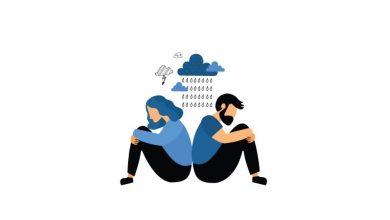 تصویر از رابطه زناشویی نابسامان و آشفته